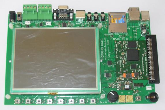 Evaluation board for MPL3E module